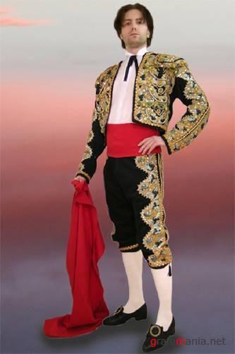 испанский национальный костюм фото